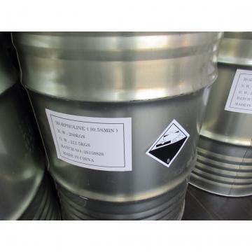Liquide de récupérateur d'oxygène de produits chimiques de matière première N° CAS : 110-91-8 Aucun flotteur