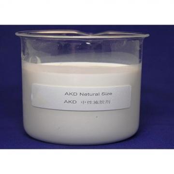 Taille neutre de l'additif de calibrage du papier AKD pour les produits chimiques industriels de fabrication de papier